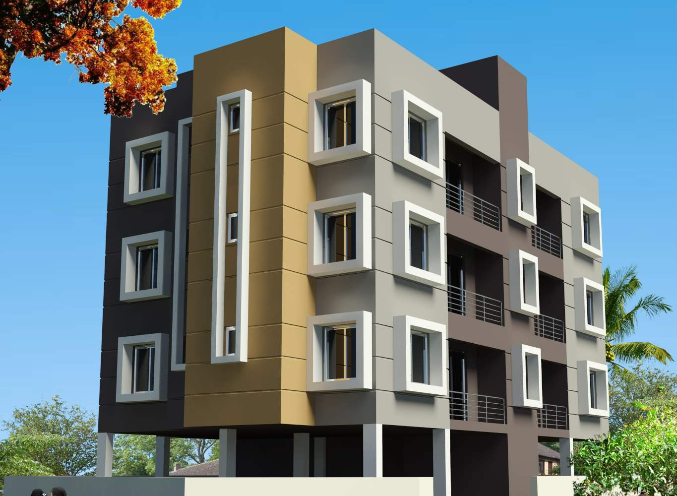 Eden Icon-2- Kolkata properties